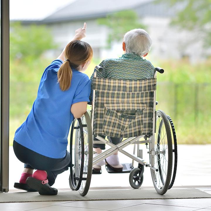 2025年には四人に一人が高齢者